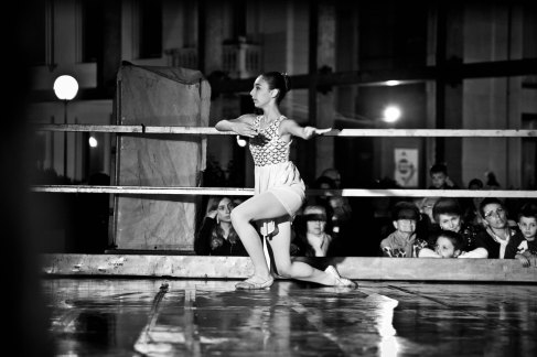 Ballerina del Regina Centro Danza Cattolica
