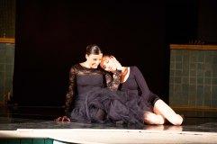 """Performance """"La bambola"""" compagnia Oltre"""