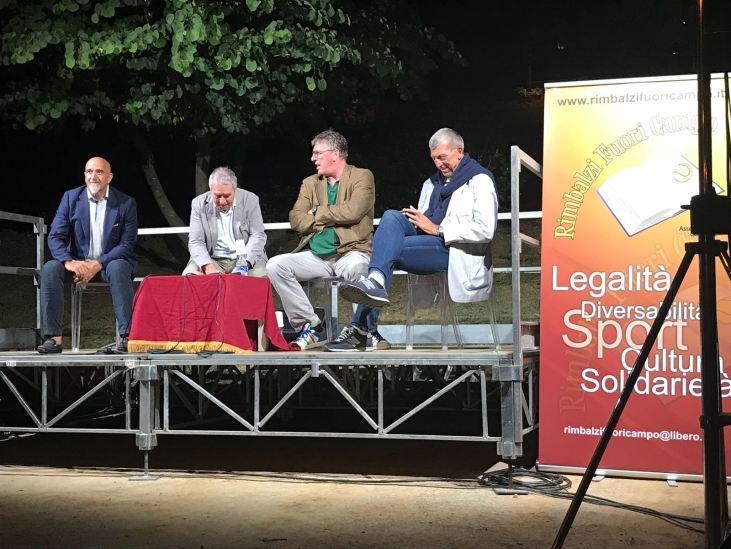 Giampiero Ticchi, Marco Bonamico e Renzo Vecchiato.